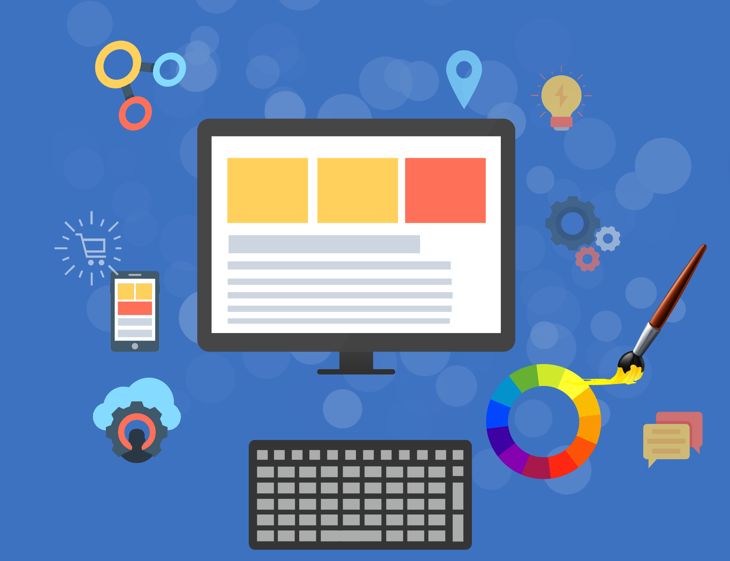 Website Design and Development Company in Pune, Responsive